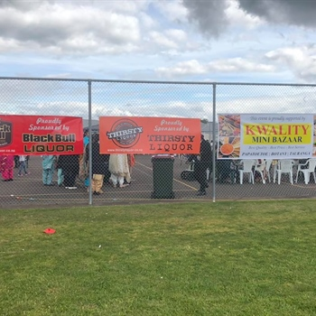 Bay of Plenty Kabaddi Soccer Tournament sponsorship