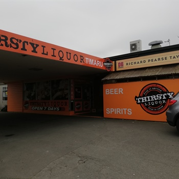 NEW THIRSTY LIQUOR STORE ALERT - Thirsty Liquor Timaru