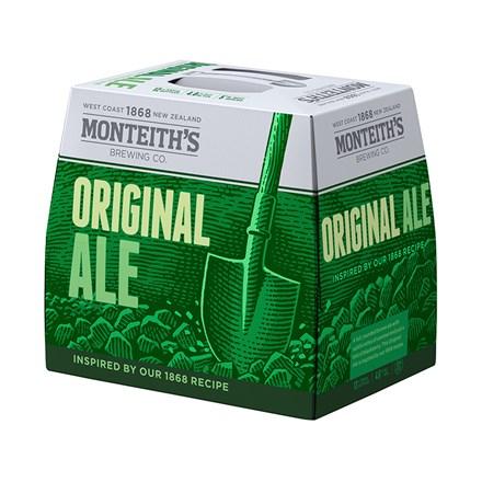 Monteiths Original Ale GB5